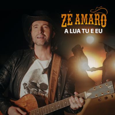 Zé Amaro - A lua tu e eu