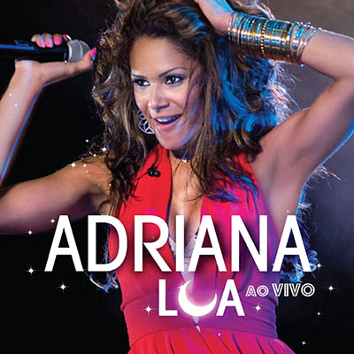 Adriana Lua - Ao vivo (CD)