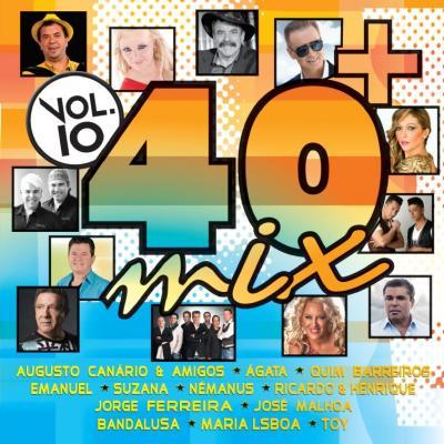 Vários Artistas - 40+ Mix Vol. 10