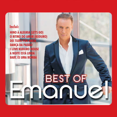 Emanuel - Best Of (Pack 3 cds)