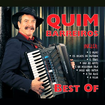 Quim Barreiros - Best Of (Pack 3 cds)