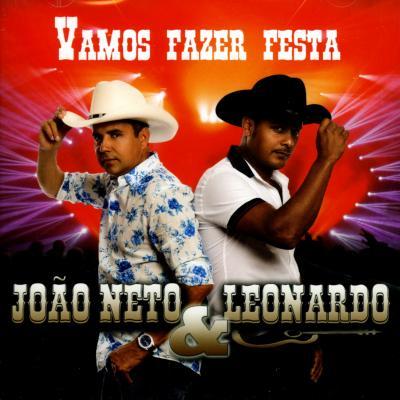 João Neto & Leonardo - Vamos fazer festa