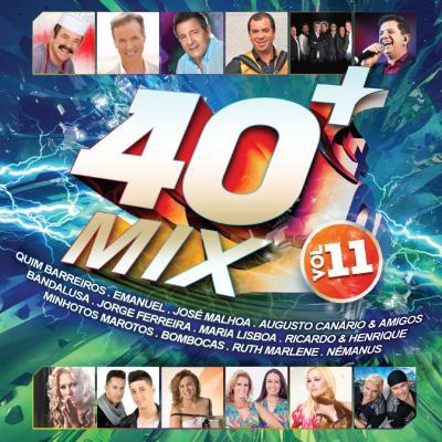 Vários artistas - 40+ Mix Vol. 11