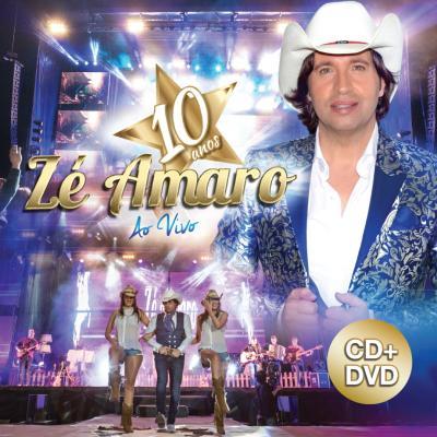 Zé Amaro - 10 Anos ao vivo (CD+DVD)