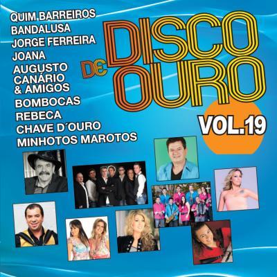 Vários artistas - Disco de ouro Vol. 19