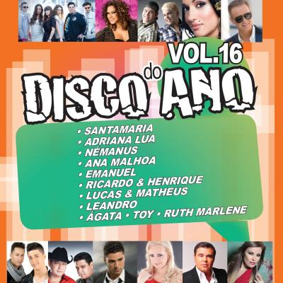 Vários artistas - Disco do ano Vol. 16