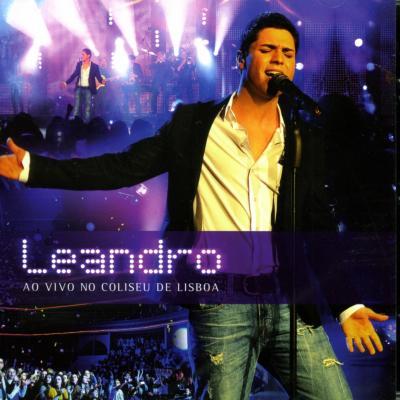 Leandro - Ao vivo no Coliseu de Lisboa