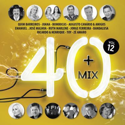 Vários artistas - 40+ Mix Vol. 12