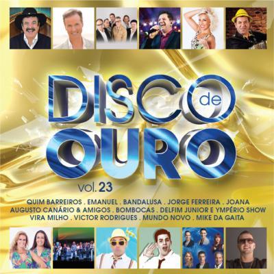 Vários artistas - Disco de Ouro Vol. 23