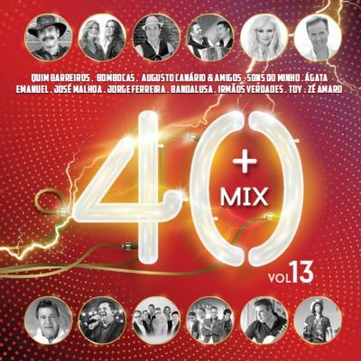 Vários artistas - 40+ Mix Vol. 13