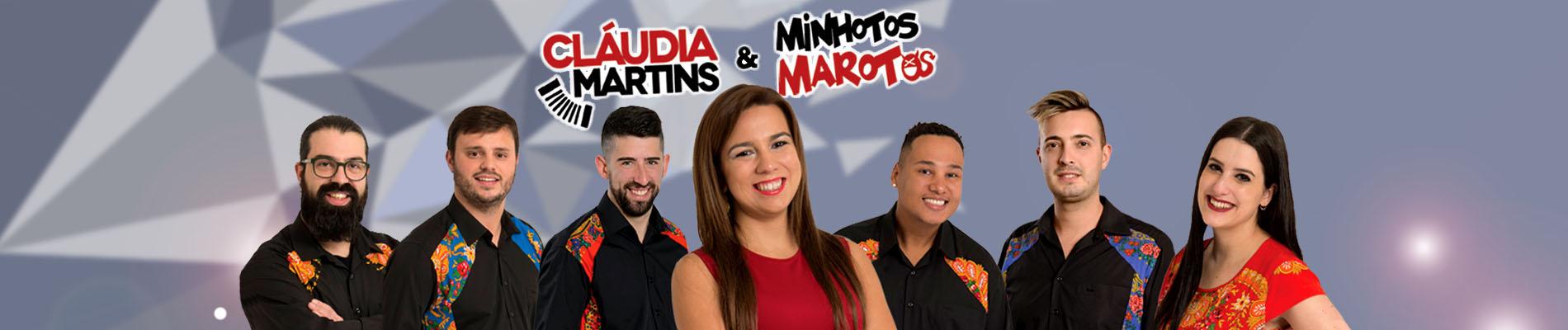 Cláudia Martins & Minhotos Marotos